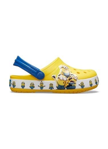 Crocs Çocuk Terlik Fl Minions Multi Clg 205512-730 Sarı